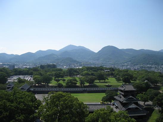 熊本旅行:熊本城 天守閣