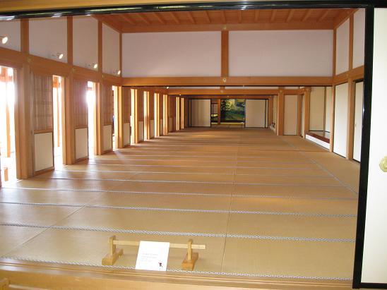 熊本旅行:熊本城 本丸御殿