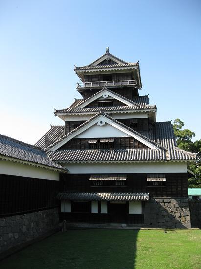 熊本旅行:熊本城 宇土櫓