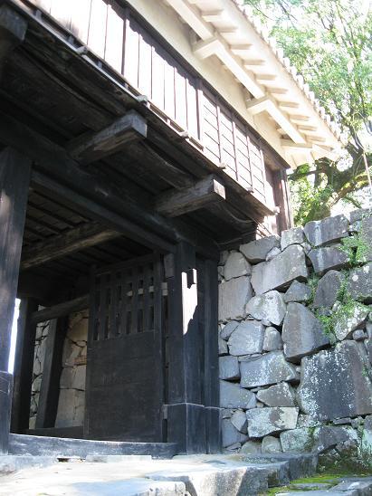 熊本旅行:熊本城 不開門