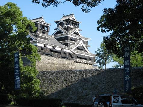 熊本旅行:加藤神社②