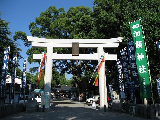 熊本旅行:熊本城 加藤神社