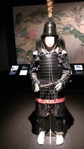 熊本旅行:湧々座 甲冑