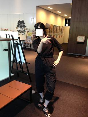 熊本旅行:湧々座 忍者