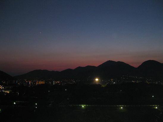 熊本旅行:熊本城 天守閣 夜景