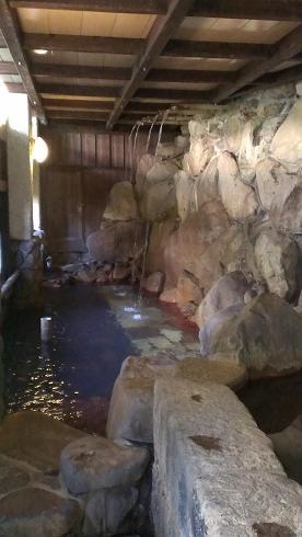 熊本旅行:黒川温泉 いこい旅館 蘇の湯3