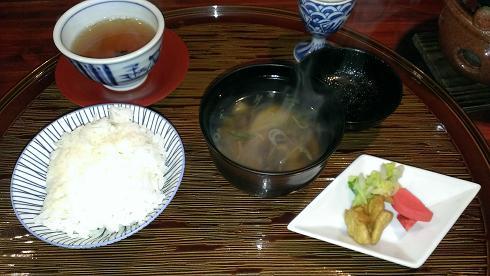 熊本旅行:黒川温泉 いこい旅館 夕食4