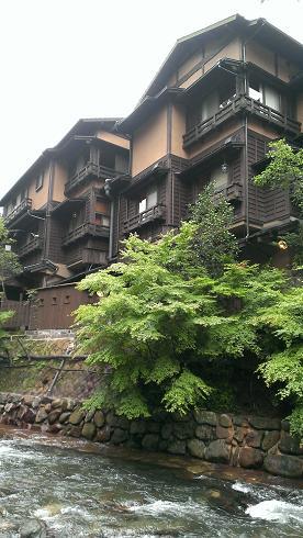 熊本旅行:黒川温泉 まるすず橋2
