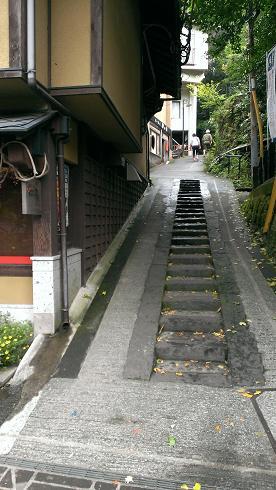 熊本旅行:黒川温泉 散歩