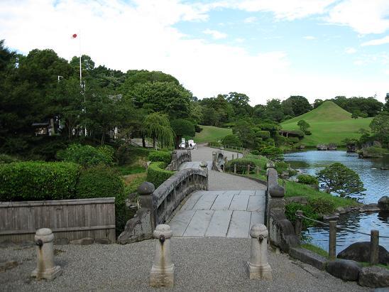 熊本旅行:水前寺成趣園