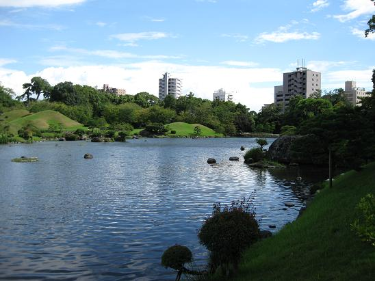 熊本旅行:水前寺成趣園2