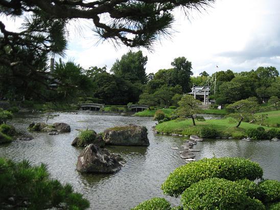 熊本旅行:水前寺成趣園3