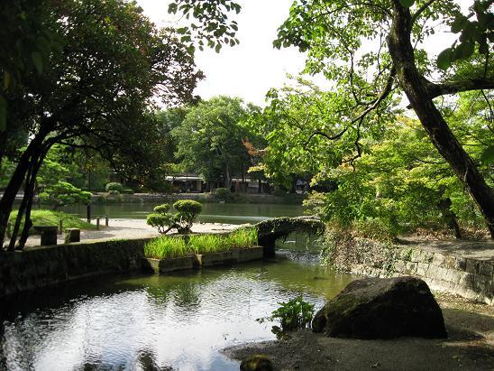 熊本旅行:水前寺成趣園4