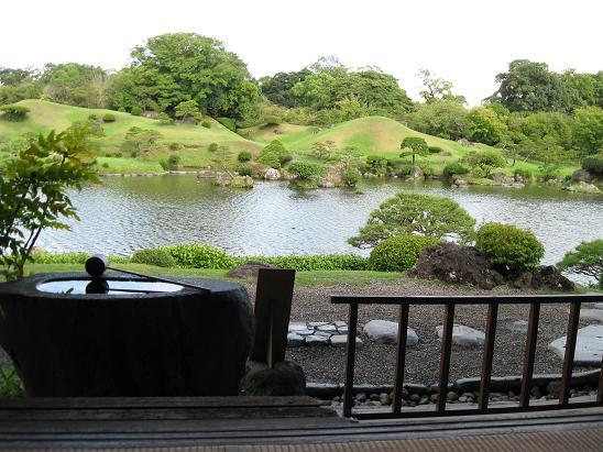 熊本旅行:水前寺成趣園5