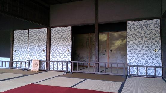 熊本旅行:水前寺成趣園 古今伝授の間(こきんでんじゅのま)