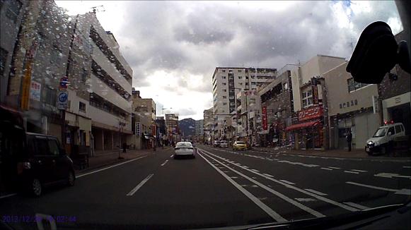 131228 目的地到着 福岡県警PC赤灯救急車