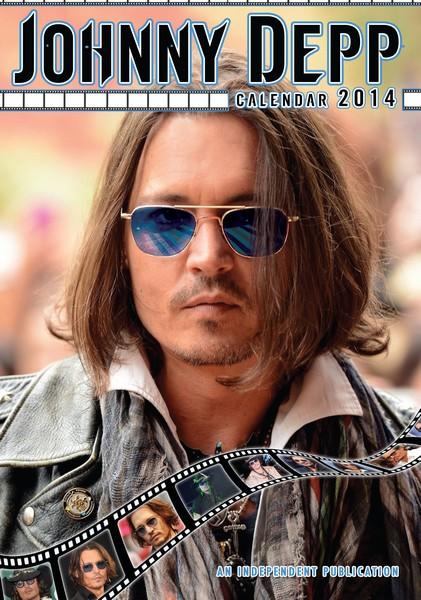 MegaCalendars-Dream-2014-12-month-wall-calendar-Johnny-Depp-5060085404761-Front.jpg