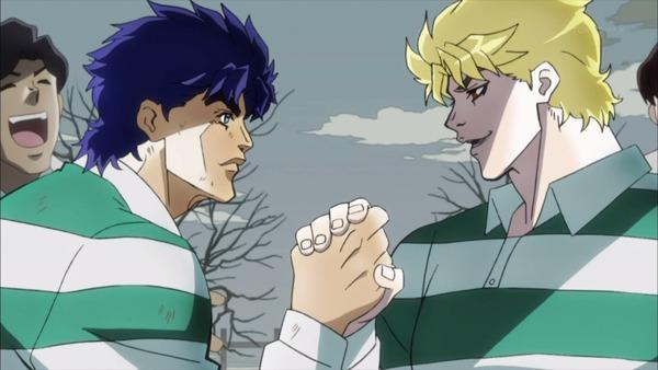 ジョナサンとディオはどうしたら友達のままで在れたと思う?