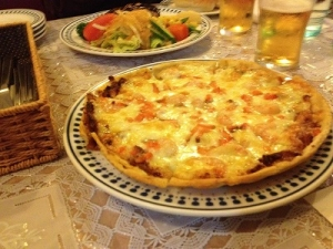 s-シーフードピザ