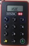 HSBCと表示