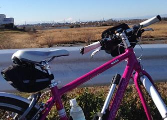 2014-1-13走り始め~♪