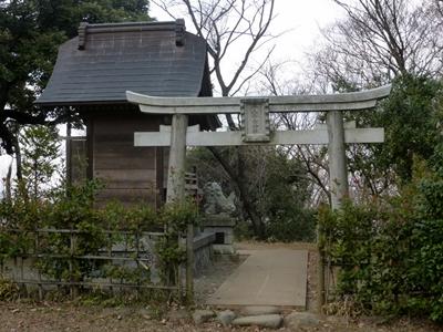 平山城址公園5