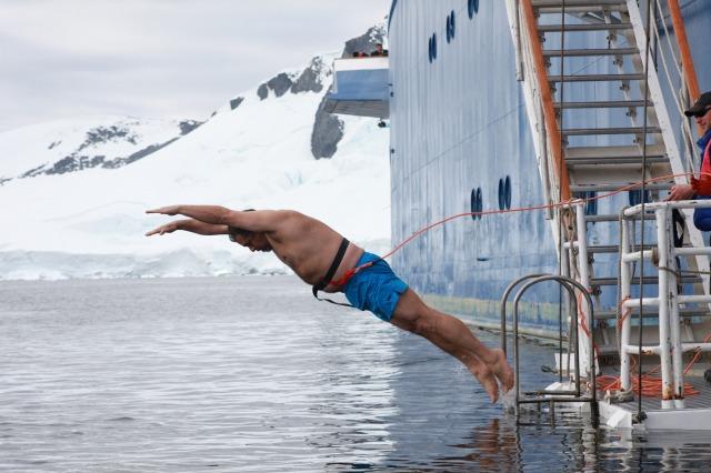 Polar Plunge 115