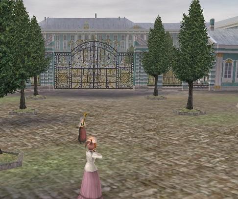 エカテリーナ宮殿2