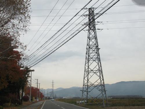 長野県 鉄塔