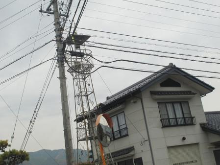 長野県 火の見やぐら