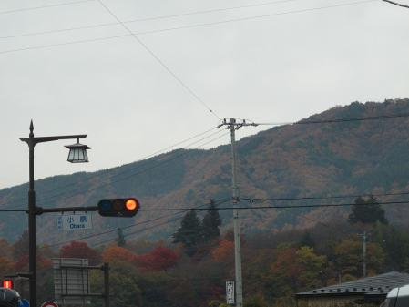 長野県 小原 街灯