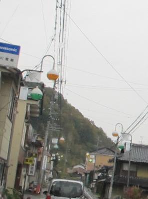 長野県 街灯