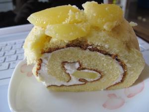 マロンケーキ