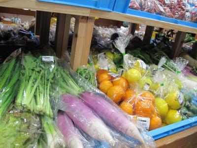 道の駅『飯高駅』野菜