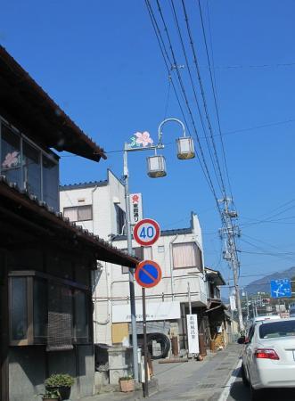 長野東鼎 ツツジ街灯