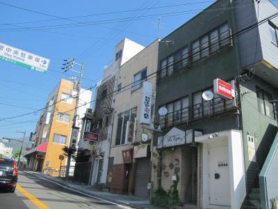 長野県飯田市 市街