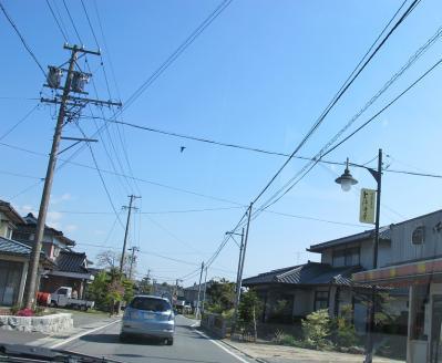 長野県 伊那付近 街灯