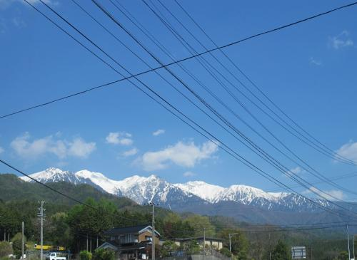 長野県 伊那付近