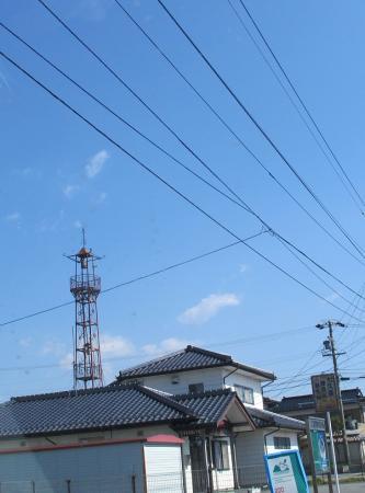 長野県伊那市付近