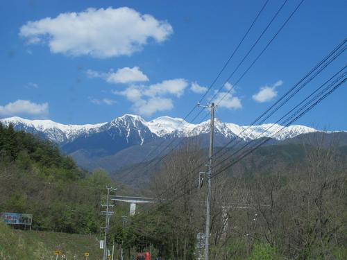 長野県伊那付近