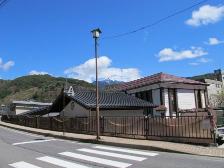 木曽教育会館