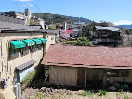 中山道 福島宿 ホーム喫茶