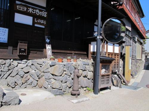 中山道 福島宿 上ノ段 消火栓