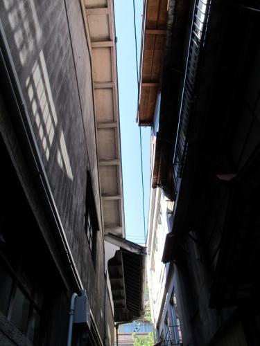 中山道 福島宿