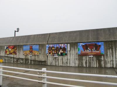 碧南の壁画
