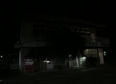 波照間、夜の散歩