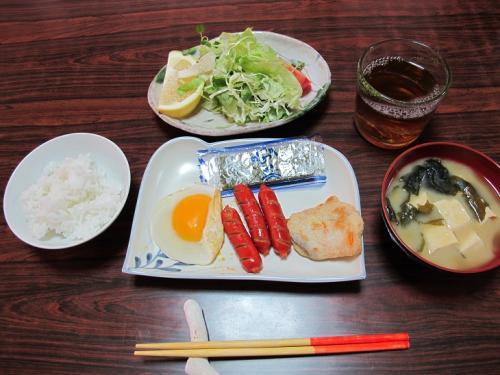 うるま家さんの朝ご飯