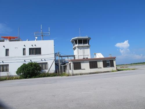旧石垣空港