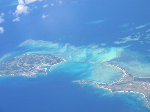 池間島と宮古島