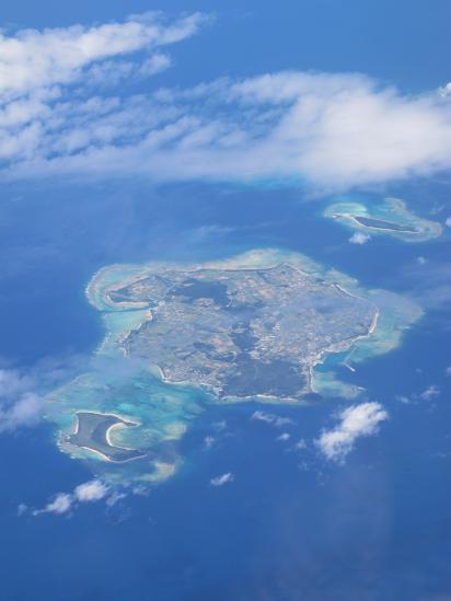 屋那覇島、伊是名島、具志川島